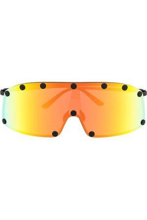 Rick Owens Sunglasses - Shielding tinted sunglasses
