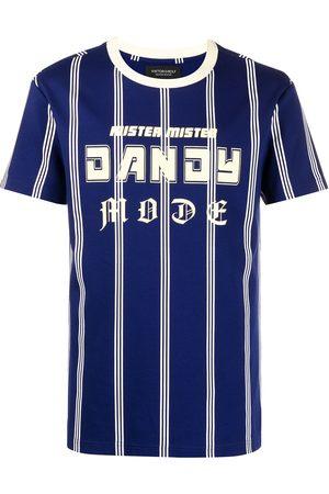 Viktor & Rolf Men Short Sleeve - Dandy Mode striped t-shirt