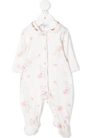 MONNALISA Baby Pyjamas - Bunny-print pyjamas