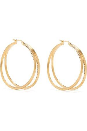COMPLETEDWORKS Domain large hoop earrings
