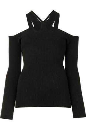 DION LEE Cut-out detail jumper