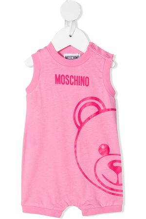 Moschino Teddy-print body