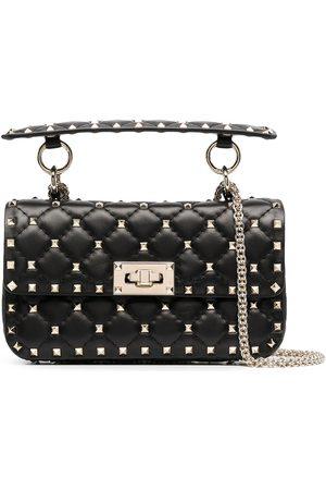VALENTINO GARAVANI Women Shoulder Bags - Rockstud-embellished crossbody bag