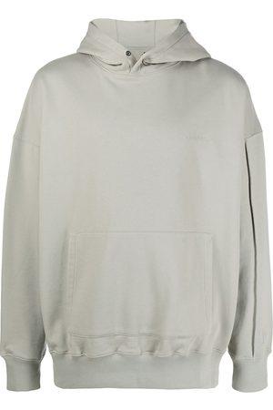 A-cold-wall* Artisan organic cotton-blend hoodie