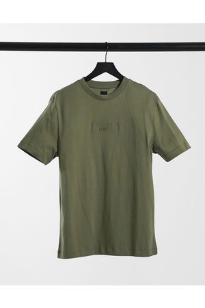 River Island Prolific oversized t-shirt in green