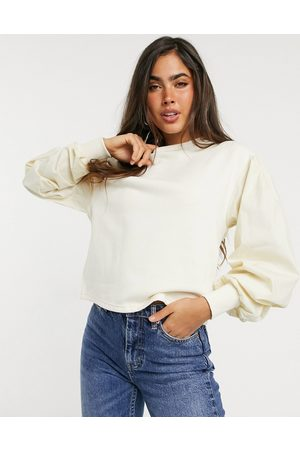 Vero Moda Sweatshirt with volume sleeves in
