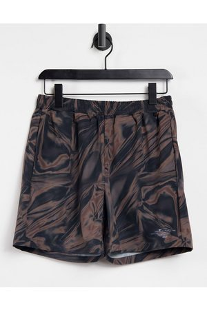 ASOS Training shorts with all over print
