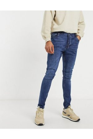 Brave Soul Ultimate skinny jeans in dark