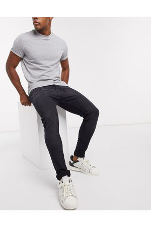 Brave Soul Ultimate skinny jeans in charcoal