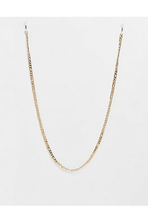 ASOS Midweight figaro sunglasses chain in tone