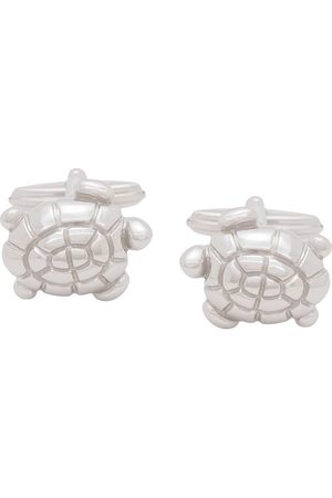 Lanvin Turtle-detail cufflinks