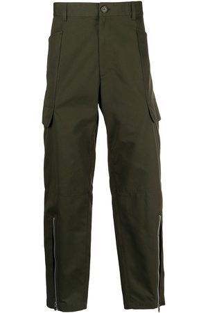 Helmut Lang Men Cargo Pants - Straight-leg cargo trousers