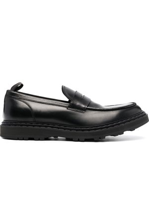 Officine creative Culy leather loafers