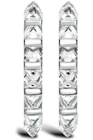 Pragnell Women Earrings - RockChic diamond hoop earrings