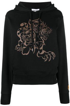 Kenzo X Kansai Yamamoto Three Tigers hoodie