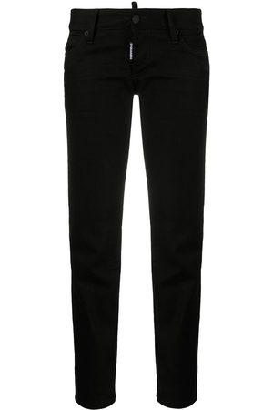 Dsquared2 Women Skinny - Skinny cropped jeans