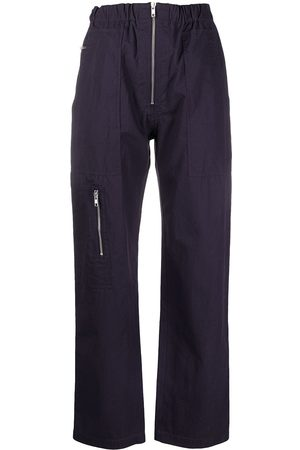 Isabel Marant Straight-leg cargo trousers