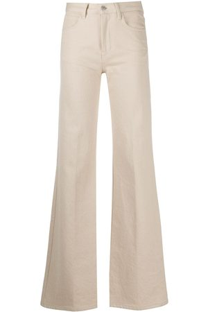 Ami Women Bootcut & Flares - High-waisted flared jeans