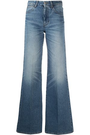 Ami Women High Waisted - High-waisted flared trousers