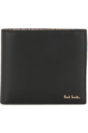 Paul Smith Men Wallets - Leather billfold wallet