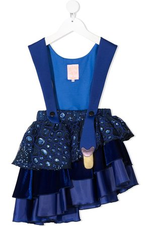 Wauw Capow by Bangbang Girls Dresses - Fairytale sequin-embellished dress