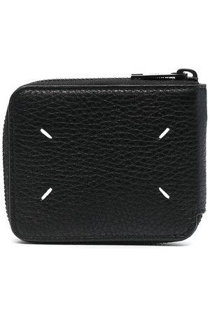 Maison Margiela Four-stitch compact wallet