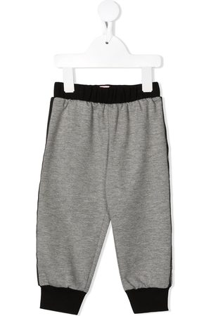 Wauw Capow by Bangbang Baby Pants - Side-zip detail trousers