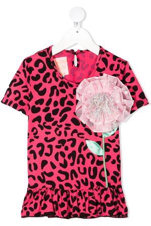 Wauw Capow by Bangbang Leopard print T-shirt
