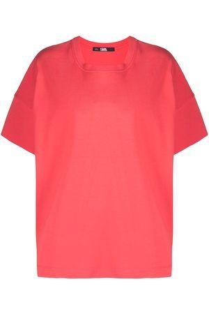 Karl Lagerfeld Relaxed-cut T-shirt