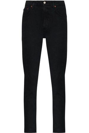 AGOLDE Women Straight - Toni mid rise straight leg jeans