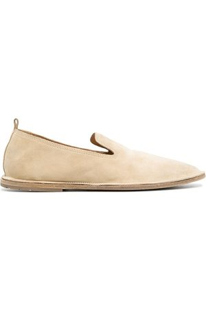 MARSÈLL Women Loafers - Suede loafers
