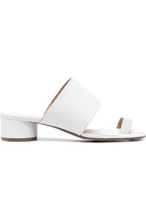 Maison Margiela Women Sandals - Tabi toe slip-on sandals