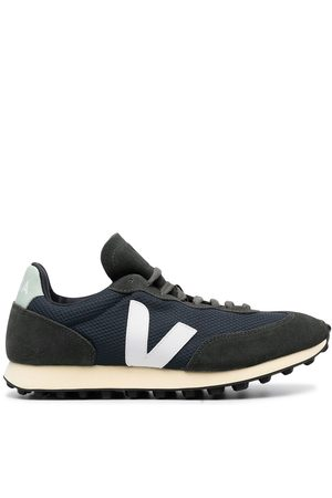 Veja Men Sneakers - Lace-up suede trainers