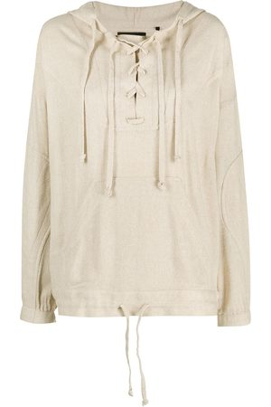 Isabel Marant Lace-up hoodie