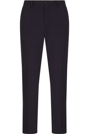 Dolce & Gabbana Men Chinos - Tapered leg chino trousers