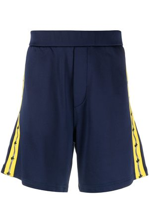Dsquared2 Logo-tape track shorts