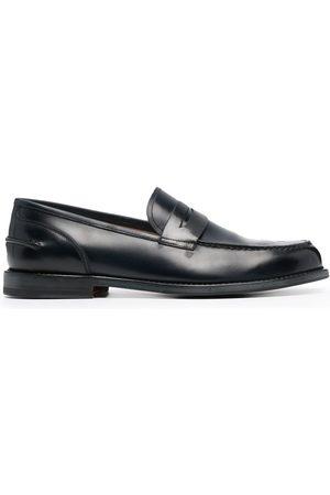 ALBERTO FASCIANI Low heel loafers
