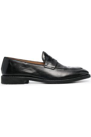 ALBERTO FASCIANI Low-heel loafers