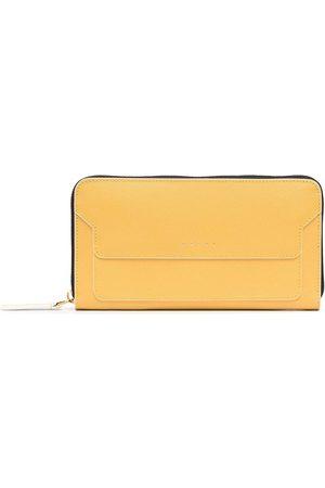Marni Logo-print rectangle wallet