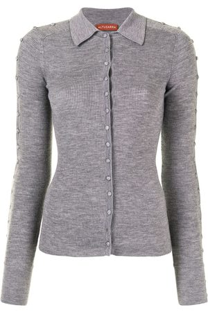 Altuzarra Hill fine-ribbed cardigan