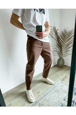 ASOS Classic rigid jeans in dark