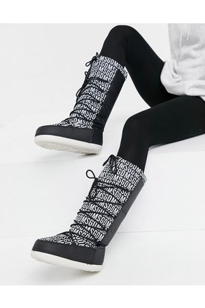 Missguided Women Boots - MSGD ski boot