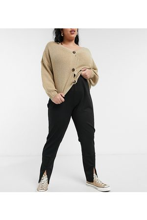 Only Curve Leggings with ankle zips in