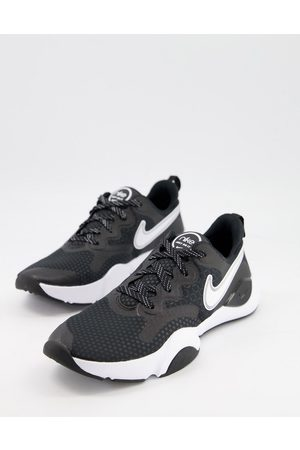 Nike SpeedRep trainers in and white