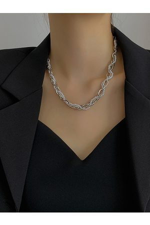 YOINS Pearl Decor Wrapped Clavicle Necklace