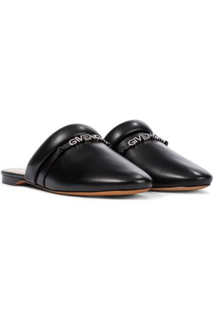 Givenchy Elba leather slippers