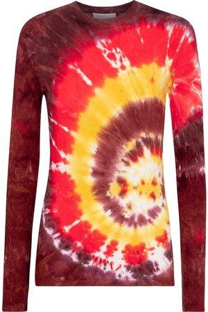 GABRIELA HEARST Miller tie-dye cashmere sweater