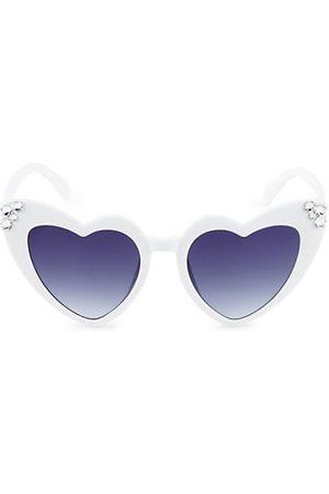 Bari Lynn Girls Sunglasses - Girl's Heart Sunglasses