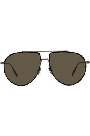 Dior DiorBlackSuit 58MM Pilot Sunglasses