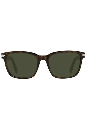 Dior DiorBlackSuit 57MM Rectangular Sunglasses